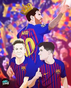 Messi Photos, Centenario, Lionel Messi, Football Players, Cartoon Art, Liverpool, Disney Characters, Fictional Characters, Soccer