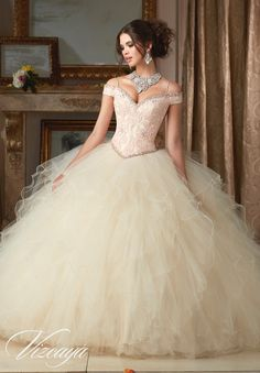 Mori Lee Quinceanera Dress Style 89102