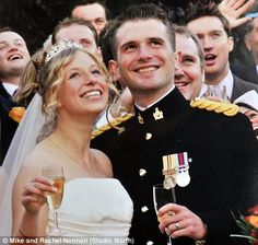 Corporal Sarah Bryant was the first female soldier to be killed in Afghanistan.    **Sarah Bryant with husband Carl on their wedding day in 2005. Three years later she was killed in a Snatch Land Rover