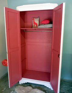 Ernestine, l'armoire parisienne… | Green Vintage