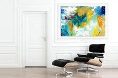Extra Large Wall Art Original Handpainted Contemporary XL Abstract Painting Horizontal Vertical Huge Size Art Bright and Colorful – hallway Texture Painting On Canvas, Large Painting, Canvas Paintings, Abstract Paintings, Hallway Art, Hallway Ideas, Extra Large Wall Art, Large Art, Sitting Room Decor
