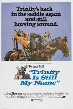 Trinity Is Still My Name / Vier Fäuste für ein Halleluja / …continuavano a chiamarlo Trinità