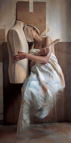 artist Istvan Sandorfi