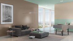 Living room. #BenjaminMoore #DBWM