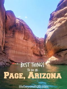 Visiting Page, Arizona. #usa #arizona #travel
