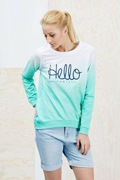 Bluza ze wzorem Tie Dye | Odzież, Samodzielnie zrobione