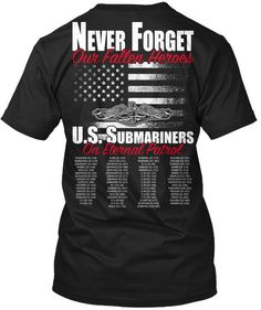 11ccf203 54 Best United States Submarine Service T-Shirts images in 2019 ...