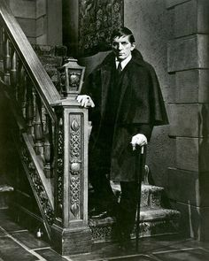 Dark Shadows ~ Jonathan Frid as Barnabas Collins