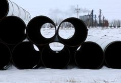 Keystone XL can be made from non-U.S. steel: White House
