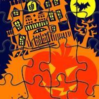 Halloween Puzzle Fun At freeprintable.com  Give a like!