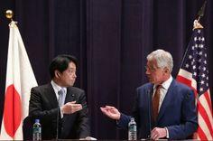 US sending 2 warships to Japan to counter NKorea - DAILY MAIL #US, #Japan, #N.Korea
