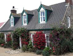 Sark, an island with no motor vehicles; one of the Channel Islands, Bailiwick of Guernsey