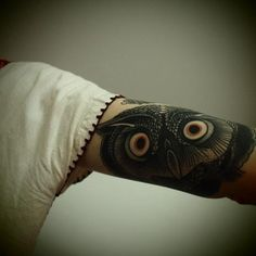 #owl #tattoo great owl reference :)