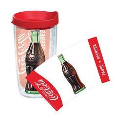 Tervis Tumbler Coca-Cola Coke Vintage Tumbler Size: 16 oz.