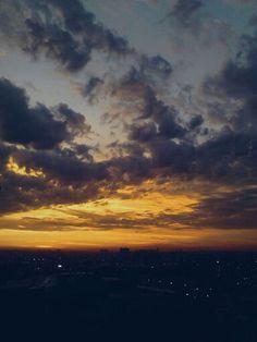 Sol nascendo...