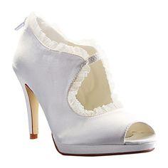Women's Shoes Peep Toe Stiletto Heel Pumps Wedding Shoes More Colors available – GBP £ 27.73