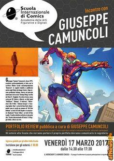 Scuola Internazionale di Comics Torino: incontri. Camuncoli, Ghigliano, Guasco, Clarkson - http://www.afnews.info/wordpress/2017/03/13/scuola-internazionale-di-comics-torino-incontri-camuncoli-ghigliano-guasco-clarkson/