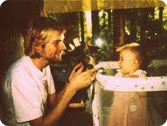 Día del gato y cumple de Kurt :)