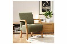 Mobile stol chair green oak norwegian design formfin www.helsetmobler.no