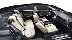 2014 Qoros 3 Sedan Seat