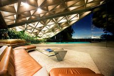 Sheats-Goldstein House in Los Angeles | HiConsumption