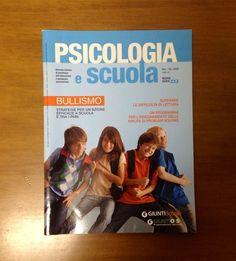 rivista Psicologia e scuola anno29 n.0 novembre-dicembre 2008 nuova serie