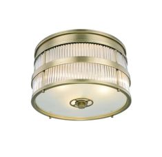"""View the Elegant Lighting 1481F18 Anjelica 3 Light 18"""" Wide Flush Mount Drum Ceiling Fixture From the Urban Classic Collection at LightingShowplace.com."""