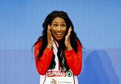 Patrícia Mamona conquista ouro europeu no triplo salto 2016