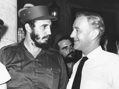 The time Alec Guinness met Fidel Castro