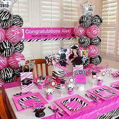 Pink& Zebra @Whitney LaMaida