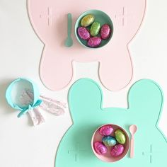 Bunny everything new easter arrivals in our australia new topknot girl on instagram easter how amazing are these bunny placemats negle Image collections