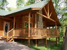 hocking hills cabin for anniversary :)