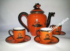 старинный китайский сервиз клеймо A.G. (6234075631) - Aukro.ua – больше чем аукцион