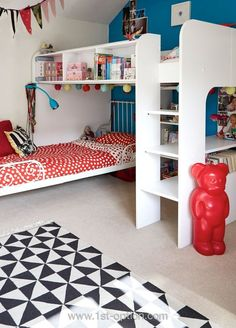 kids' rooms from 1st option