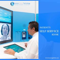 Patient #self-#service #kiosks are being used with growing frequency in #hospital #ambulatory settings and #emergency #departments. #TucanaGlobalTechnology #Manufacturer #Hongkong