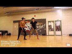 "Koharu Suguwara ""Say My Name"" by Destiny's Child (Choreography) | Summer Drop 2012 - YouTube"