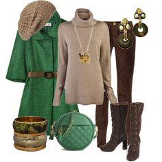 Outfits de Moda ...Me Tomo Cinco Minutos: Frío en Pantalones