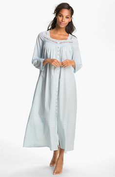 4ff638c9d3c Eileen West Button Front Nightgown available at  Nordstrom Night Gown