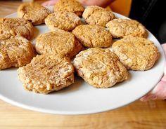 Cookies moelleux banane praliné sans gluten, sans oeufs pour les Fastoches Nomades