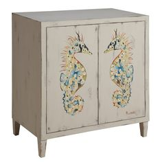 Seahorse Cabinet <3