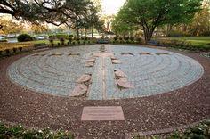The Meditation Garden Features