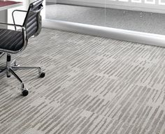 Bending Earth: a collection of #carpettile styles for the commercial interior #commercialcarpet #flooring