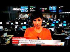 Charge do Amarildo no Enem foi citada na Globonews - YouTube