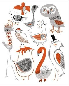 Kooky Birds