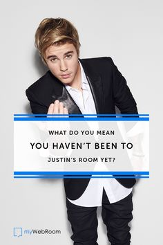 Love Justin Bieber? We have all the best news, videos, and websites dedicated to music's number 1 heartthrob all in one awesome Justin Bieber inspired room!