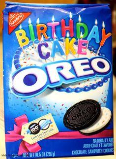 Hungry Harps Cookies and Orange Cream Milkshakes featuring OREO