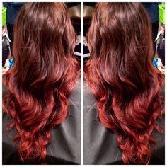 Inspiration by Katie Russo from Capelli- A Paul Mitchell Focus Salon. #paulmitchell #marulaoil #neurotools #waves #curls #hair #hairstyle #hairstyles #haircolor #hairdo #longhairdontcare #longhair #style #brown #brunette #hairideas  #perfectcurls #coolhair #katierussodoeshair #fallcolor #fallspiration @bloomdotcom