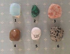 Pick A Crystal Look at the 6 crystals above, which are you drawn to? Don't choose your favorite color, choose the one you are most attracted to at this moment. Look at the explanation of your choice – but don't cheat, just pick the one you're drawn to. Crystals Minerals, Rocks And Minerals, Crystals And Gemstones, Stones And Crystals, Gem Stones, Healing Stones, Crystal Healing, 5 Elements, Rocks And Gems