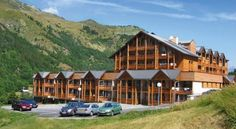Vacancéole - Le Hameau de Valloire - #BedandBreakfasts - $81 - #Hotels #France #Valloire http://www.justigo.co.il/hotels/france/valloire/lagrange-confort-le-hameau-de-valloire_54449.html