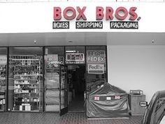 Box Brothers Brentwood Ca.